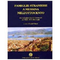 Famiglie straniere a Messina nell'Ottocento