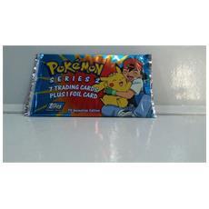Carte Pokemon 2a Serie Con 5 Carte