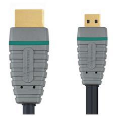 2m HDMI, 2m, HDMI, Micro-HDMI, 2x HDMI