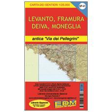 SP 41 Riviera spezzina, Deiva, Framura, Bonassola, Levanto
