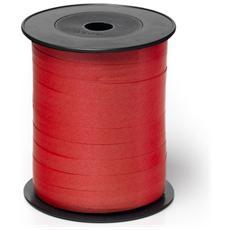 Nastro Tipo E per Regali Formato 9.5 mm x 250 m Rosso