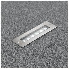 Illuminazione 6561-6 - Incasso Led 6x1w Da Esterno