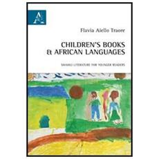 Children's books & african languages. Swahili literature for younger readers