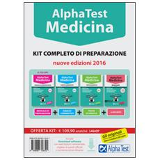 Medicina, odontoiatria, veterinaria. Kit completo di preparazione. Con software di simulazione