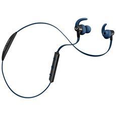 Auricolari Lace Wireless Sports Earbuds Bluetooth - Blu