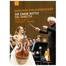 Berliner Philharmoniker - Sir Simon Rattle And Sol Gabetta