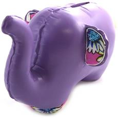 salvadanaio creative 'elephant' viola - [ n0890]