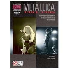 Metallica - 1983 1988 Great Guitar Licks