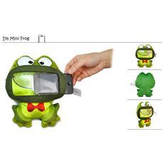 Mini Frog Cover Verde