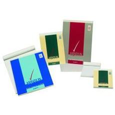 confezione da 20 pezzi - blocco note 100x150mm 5mm 60gr 70fg ariston blasetti