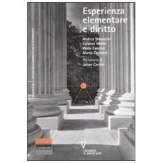 Esperienza elementare e diritto