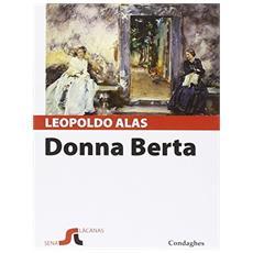 Donna Berta. (Doña Berta) . Testo sardo