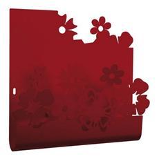 Porta Riviste Design Primavera Rosso