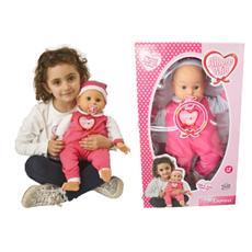 Bambola Primi Capricci 48 Cm Amore Mio