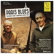 Riccardo Zegna & Gia - Paris Blues (lp 180gr.)