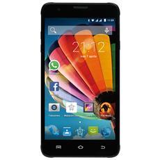 "PhonePad Duo G551 Grigio 8 GB Dual Sim Display 5.5"" Slot Micro SD Fotocamera 5 Mpx Android Italia"
