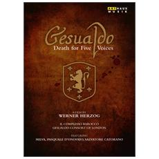 Gesualdo - Death For Five Voices