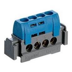 004844 - Morsettiere-morsettiera Neutro Ip2x 12fori