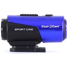 ION - Action Cam Filmati H. 264 MOV 5 Mpx Impermeabile...