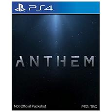 PS4 - Anthem - Day one: NOV 18