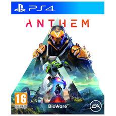 PS4 - Anthem - Day one 22 Febbraio 2019