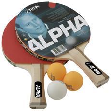 Set Alpha Tavolo Ping Pong