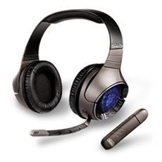 World of Warcraft Wireless Headset Stereofonico Padiglione auricolare Nero cuffia e auricolare