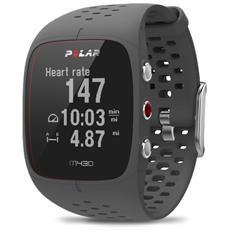 Sportwatch M430 Training Computer con GPS Integrato e Cardio al Polso Colore Grigio