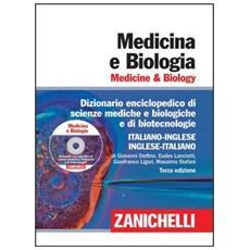 Medicina e biologia-Medicine & biology. Con DVD-ROM. Con aggiornamento online
