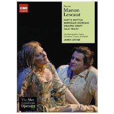 Puccini - Manon Lescaut - Levine / Mattila