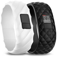 VivoFit 3 Style Bundle Fitness band Contapassi e Calorie Bruciate colore Nero