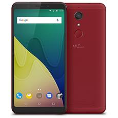 "View XL Rosso 32 GB 4G / LTE Dual Sim Display 5.99"" HD+ Slot Micro SD Fotocamera 13 Mpx Android Italia"