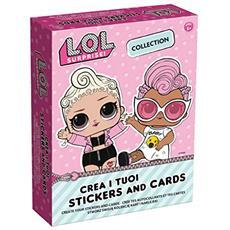 L. o. l. Surprise - Crea I Tuoi Stickers & Cards Collection