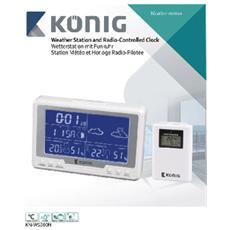 KN-WS500N, Batteria, Alcalino, AAA, Bianco, 95 x 26 x 63 mm, Plastica
