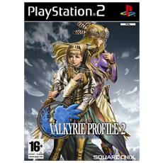 PS2 - Valkyrie Profile 2: Silmeria