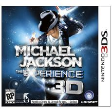 N3DS - Michael Jackson The Experience 3D