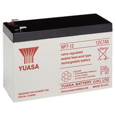 IBT-PS-NP712L - Batteria Piombo-Acido per UPS 12 V 7 Ah, NP7-12L