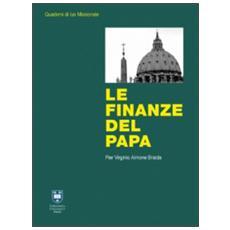 Le finanze del papa
