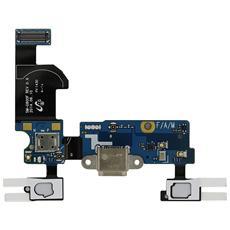 Ricambio Connettore Plug Flex Cable Porta Charging Micro Usb Per Samsung Galaxy S5 Mini G800