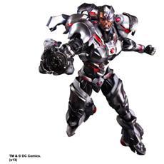 Dc Comics Variant Cyborg P. a. k. Action Figure