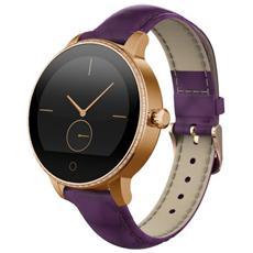 "Smartwatch TechWatch L1 Display 1.22"" Bluetooth Viola – Italia"