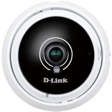 D-LINK - Videocamera IP DCS-4622 Full HD Wi-Fi da Interno PoE con Obiettivo Fisheye