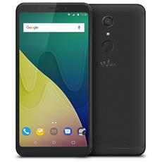 "View XL Nero 32 GB 4G / LTE Dual Sim Display 5.99"" HD+ Slot Micro SD Fotocamera 13 Mpx Android Italia"