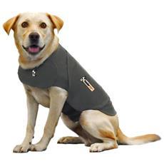 Pettorina Anti Ansia Per Cani Xs Grigia 2014