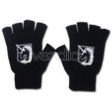 Attack On Titan Military Police Glove Accessori Abbigliamento