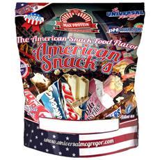 American Snacks 2 Kg - Max Protein - Benessere, Cucina Sana - Bigchoc