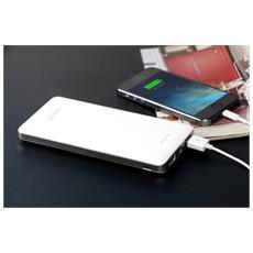 TX-32, Polimeri di litio (LiPo) , DC, Bianco, USB, Telefono cellulare, Smartphone