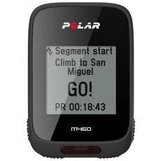 Ciclocomputer M460 con GPS Integrato Senza Fascia Cardio