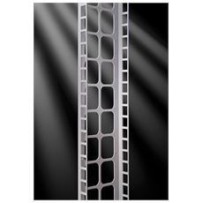 I-CASE CNL-1 - Canala discesa cavi per Armadi Rack 19'' prof. 600