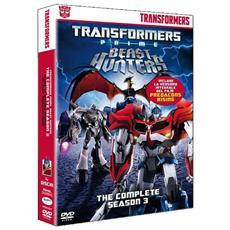 Dvd Transformers Prime - Stagione 03